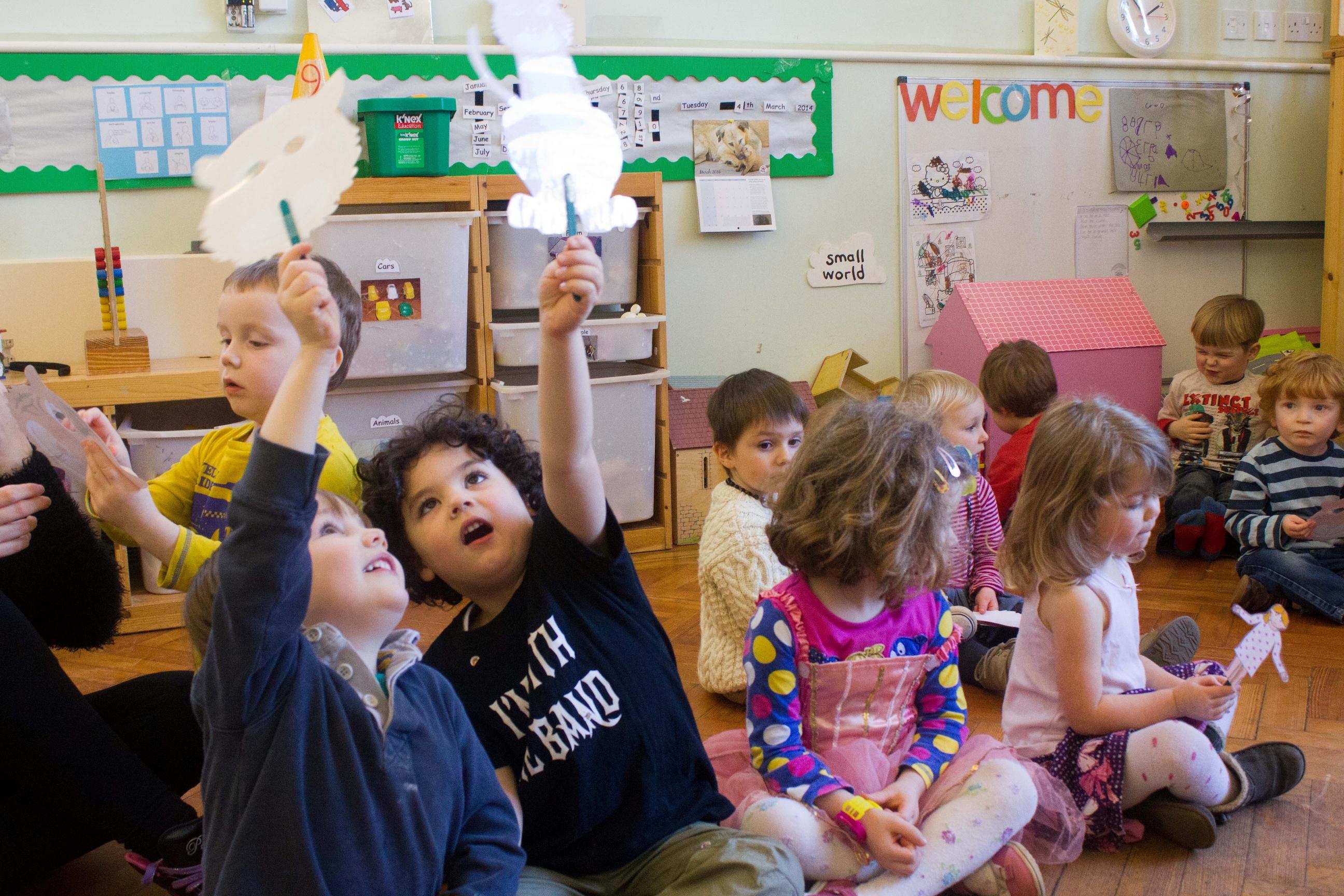 Kinder Garden: Fun With Southville Centre Nursery