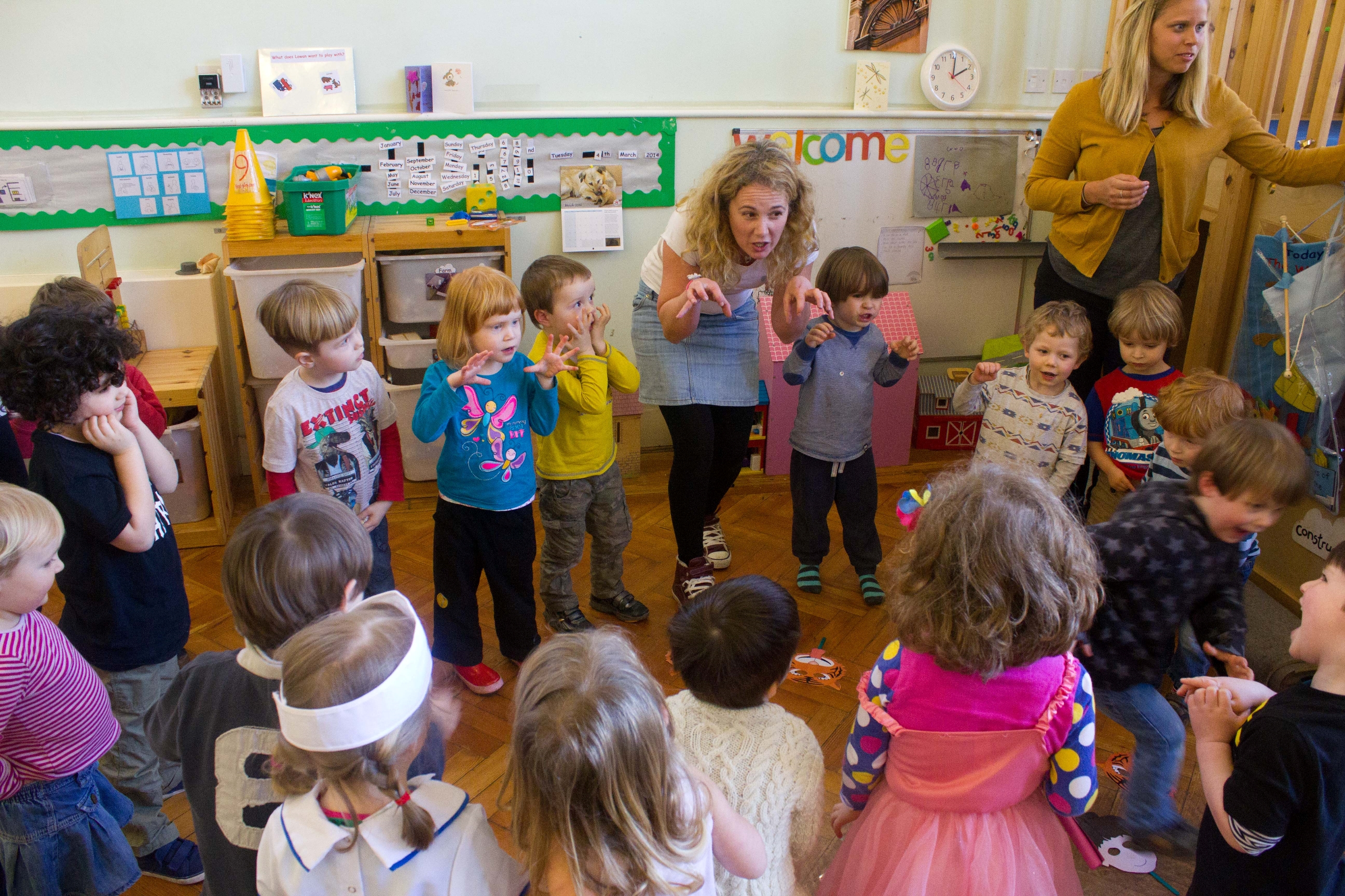 Book Week 2014 Fun With Southville Centre Nursery