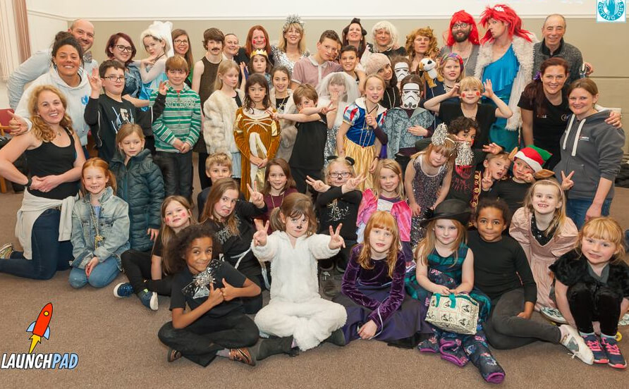 Acting Out Drama Classes Bristol / Community Pantomime