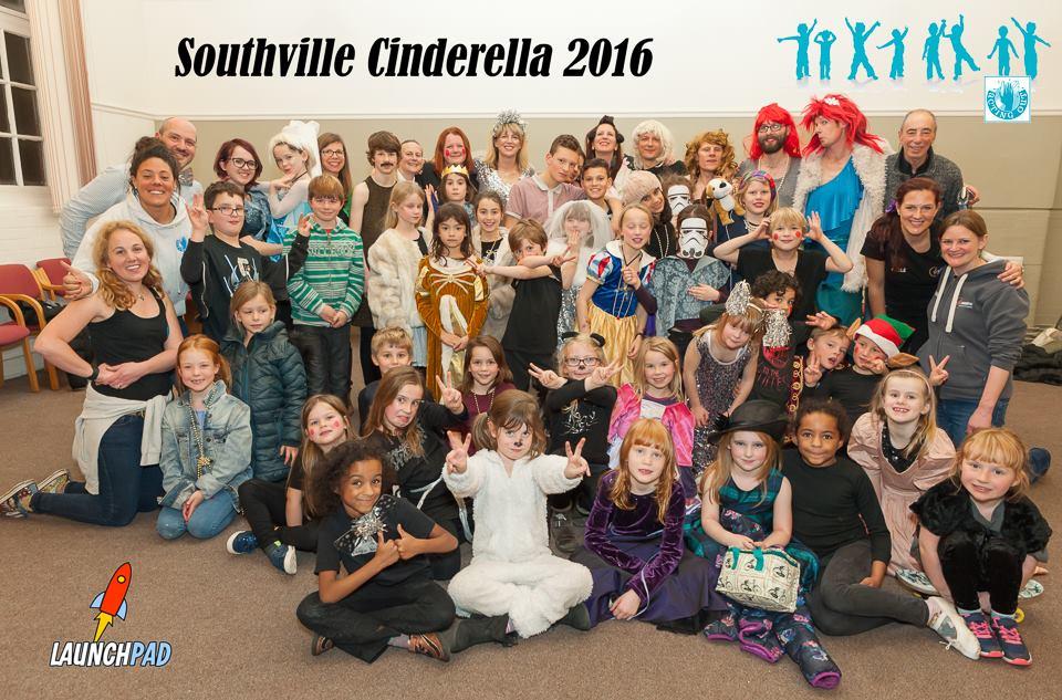 Southville Cinderella Community Pantomime 2016